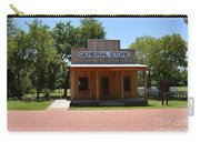 General Store At Historical Park Carry-all Pouch