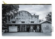 General Store In Independence Texas Bw Carry-all Pouch