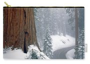 2m6836-generals Highway In The Giant Sequoias Carry-all Pouch