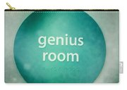 Genius Room Carry-all Pouch