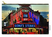Geno's Steaks Carry-all Pouch
