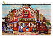 Geno's Steaks Philadelphia Cheesesteak Restaurant South Philly Italian Market Scenes Carole Spandau Carry-all Pouch