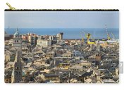 Genova. Panoramic View Carry-all Pouch