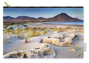 Genoveses Beach At Sunset Carry-all Pouch