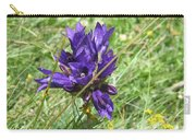 Gentian Carry-all Pouch