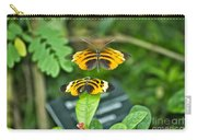 Gentle Butterfly Courtship 01 Carry-all Pouch