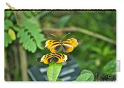 Gentle Butterfly Courtship 02 Carry-all Pouch