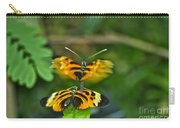 Gentle Butterfly Courtship 03 Carry-all Pouch