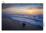 Gentle Evening Waves Carry-all Pouch