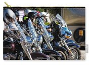 Gentlemen Start Your Engines Carry-all Pouch