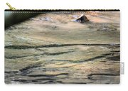Gently Gliding Water Abstract Carry-all Pouch