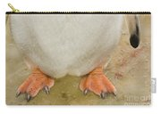 Gentoo Penguin Feet Carry-all Pouch