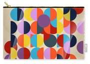 Geo Geo  Carry-all Pouch by Mark Ashkenazi