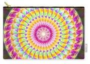 Geo Master Eleven Kaleidoscope Carry-all Pouch by Derek Gedney