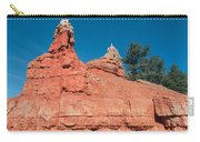 Geological Forces At Red Canyon Carry-all Pouch