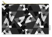 Geometric 12 Carry-all Pouch by Mark Ashkenazi