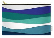 Geometric 16  Carry-all Pouch by Mark Ashkenazi