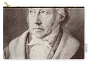 Georg Hegel  Carry-all Pouch
