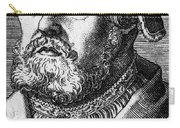 Georg Witzel (1501-1573) Carry-all Pouch
