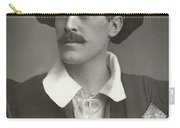 George Alexander (1858-1918) Carry-all Pouch