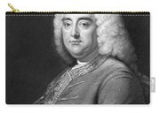 George Frederic Handel Carry-all Pouch