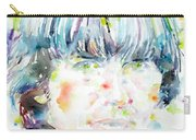 George Harrison Portrait.1 Carry-all Pouch