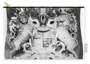 George IIi: Coat Of Arms Carry-all Pouch