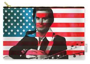 George Jones American Country Carry-all Pouch