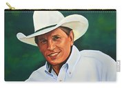 George Strait Carry-all Pouch
