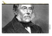 George Villers (1800-1870) Carry-all Pouch
