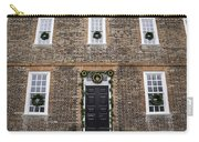 George Wythe House Williamsburg Carry-all Pouch
