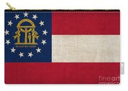 Georgia State Flag Carry-all Pouch