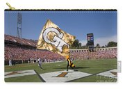 Georgia Tech Touchdown Celebration At Uva Carry-all Pouch