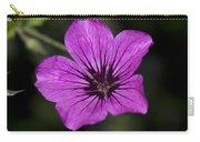 Geranium Sanguinium Carry-all Pouch