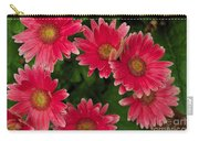 Gerber Daisies Cluster Carry-all Pouch