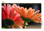 Gerber Daisies Carry-all Pouch