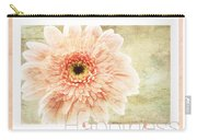 Gerber Daisy Happiness 1 Carry-all Pouch