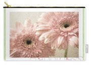 Gerber Daisy Happiness 3 Carry-all Pouch