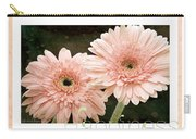Gerber Daisy Happiness 5 Carry-all Pouch