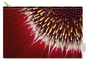 Gerbera Up Close Carry-all Pouch