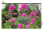 German Catchfly Pink Carry-all Pouch