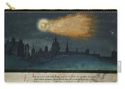 German Comet Illustration 2 Carry-all Pouch