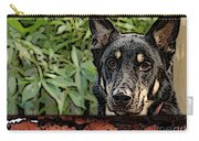 German Shepard Carry-all Pouch