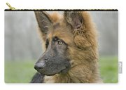 German Shepherd Puppy Carry-all Pouch
