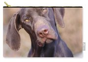 German Short-haired Pointer Puppy Carry-all Pouch
