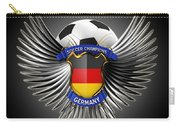 German Soccer Champions Carry-all Pouch
