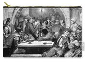 Germany: Beer Cellar, 1875 Carry-all Pouch