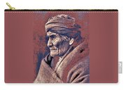 Geronimo  Photographed By Edward S. Curtis  1903-2013 Carry-all Pouch