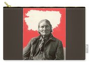 Geronimo Portrait R. Rinehart Photo Omaha Nebraska 1898-2013 Carry-all Pouch