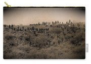 Geronimo's Band Of Warriors 1886-2012 Carry-all Pouch